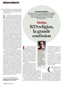 2015-12-03 RTS religion, la grande confusion 1 (L'Hebdo)
