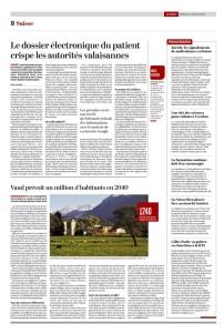 2016-01-19 Gilles Pache va quitter ses fonctions a la RTS (Le Temps)