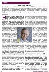 2016-02-01 RTSreligion – ou va-t-on 1 (Courrier pastoral GE)
